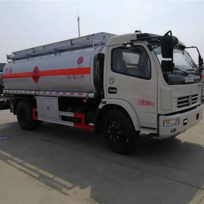 9吨东风多利卡流动加油车
