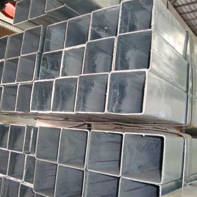 云浮大口径镀锌方管 新型建材  质优价廉