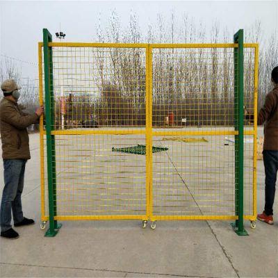 忻州车间隔离网护栏 仓库隔离栅栏 厂区房区圈地隔离网