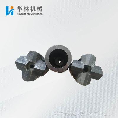 厂家直销矿用40十字风钻头 50十字合金钻头 60十字合金钻头