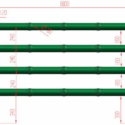 仿竹栏杆-佛山市易商量装饰工程-仿竹栏杆厂
