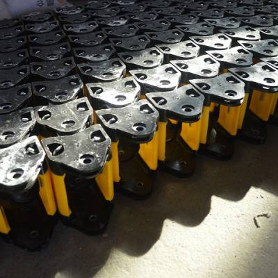 【厂家直销】双色O型电缆夹、矿用电缆夹、采煤机电缆、电缆履带