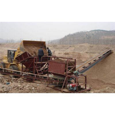 大型筛砂机-筛砂机-凯翔机械设备