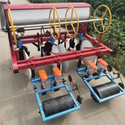 亚博国际真实吗机械多功能中药材播种机 萝卜精播机 六轮带娃娃菜精播机价格