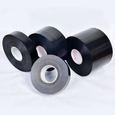 山东迈强牌 聚烯烃防腐胶带 聚乙烯防腐胶粘带 薄胶型胶粘带0.5mm供应