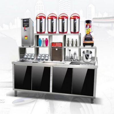奶茶店设备_奶茶店机器大概多少钱/河南隆恒贸易品质优良