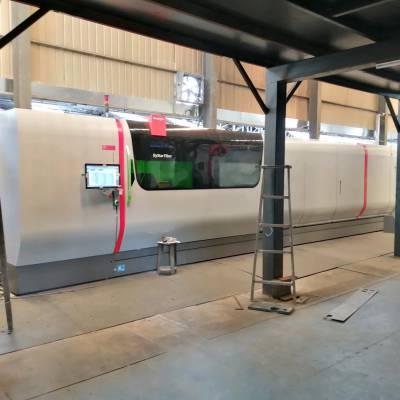 江苏激光切割机价格 激光折弯自动化生产线 瑞士百超激光