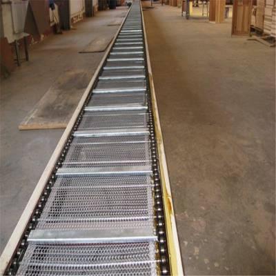 廊坊304不锈钢网带食品输送机 食品输送