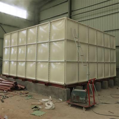 绿凯水箱优质-195吨玻璃钢模压水箱