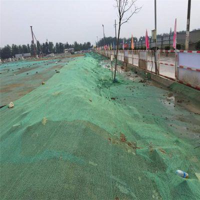 郑州盖土防晒网 绿色扁丝防尘网 防尘网厂家