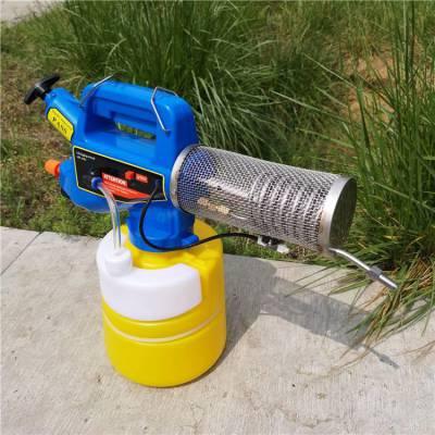 手提消杀灭菌专用烟雾机 卫生防疫站灭菌喷雾机 手提便携式热力烟雾机