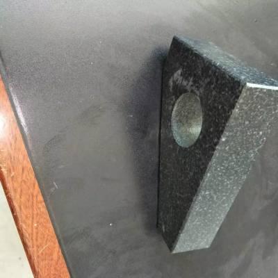 厂家特价 0级大理石直角尺 90°靠尺 检测直角尺
