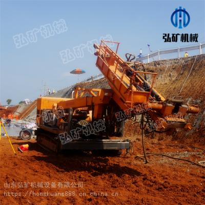 供应基坑支护锚杆钻机/边坡支护锚固钻机/打锚杆钻机