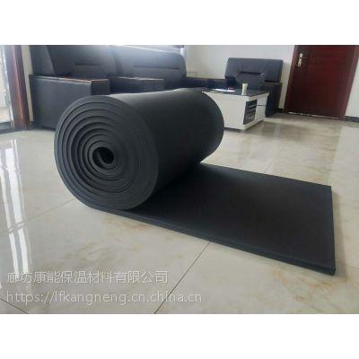 真正产地B2级橡塑保温板 保温 A级铝箔防火橡塑保温板