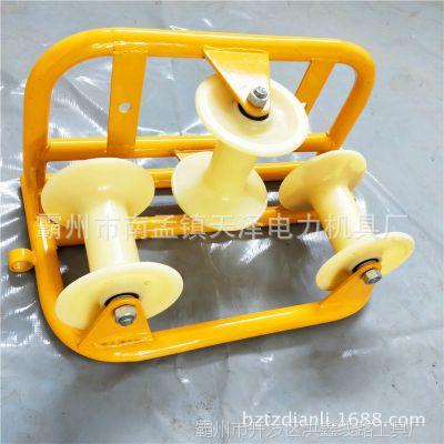 尼龙轮电缆滑车 MC塑料轮电缆滑车轮 导线放线滑车