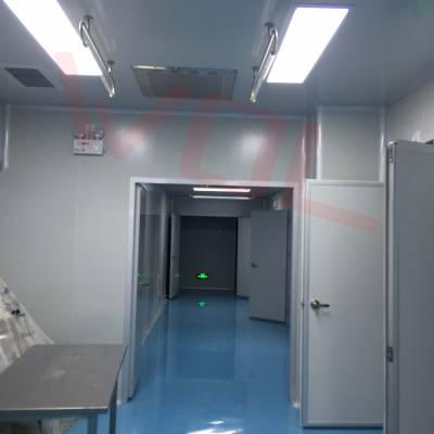 供应制药厂洁净室工程规划 装修