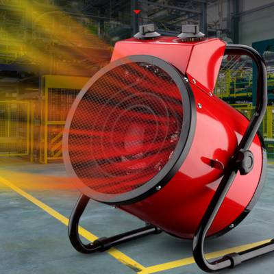 燃气暖风机 数显可调款 工业空气加热器