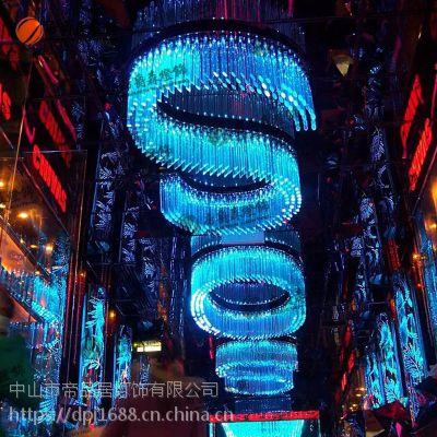 帝品居酒店工程灯定制KTV大堂歌厅门厅水晶吸顶灯餐厅会所过道宾馆灯