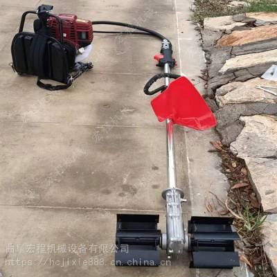 批发生产小型除草机 牧草背负式割草机 140型松土机