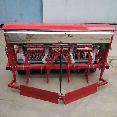 大棚专用汽油小颗粒播种机蔬菜籽精播机出苗率高油菜精播机