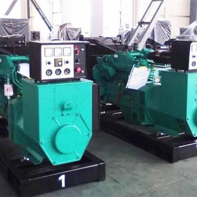 低噪音发电机组租赁-清远低噪音发电机组-国苍发电机(查看)