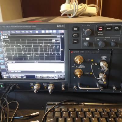 KEYSIGHT N1000A DCA-X光通信100G 到400G解决方案