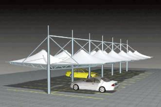 膜结构车棚厂家-创锦帆装饰-连云港车棚