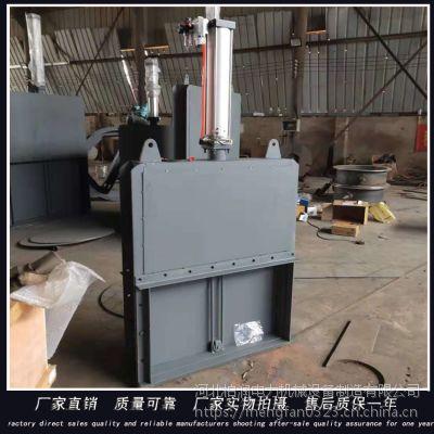 电动插板式隔绝门 热销供应不锈钢手动风门