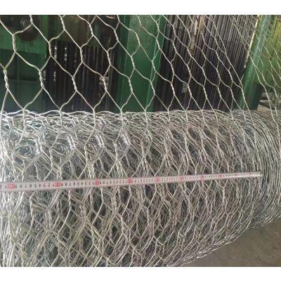 护岸石笼网厂家/河道防护石笼网/河道加筋麦克垫