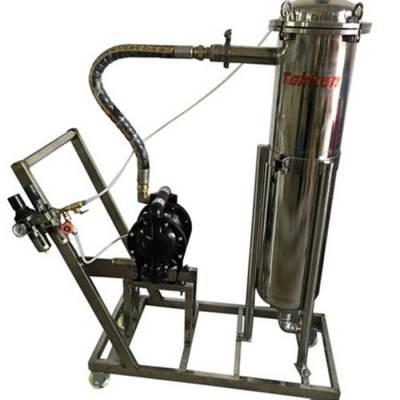 油漆过滤机-东研机械(在线咨询)-湛江过滤机