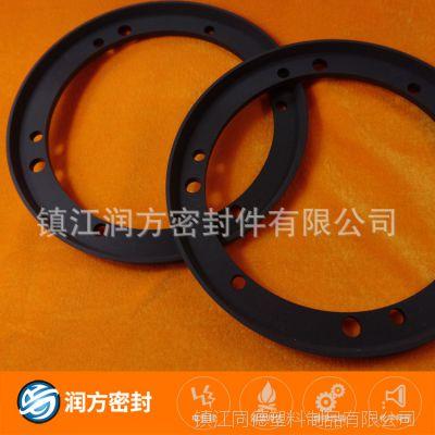 耐磨型塑料王F4密封轴承圈 耐磨环 可以打孔 CNC铣槽等数控加工