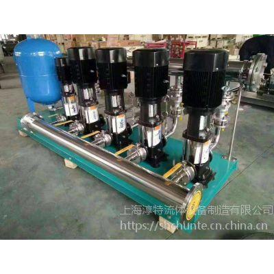 建筑工地临时供水设备厂家/临时恒压变频供水设备价格
