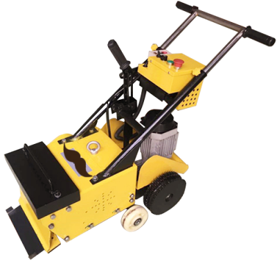 EPDM塑胶跑道铲削机生产商 PVC塑胶羽毛球场 硅胶地面铲除机视频
