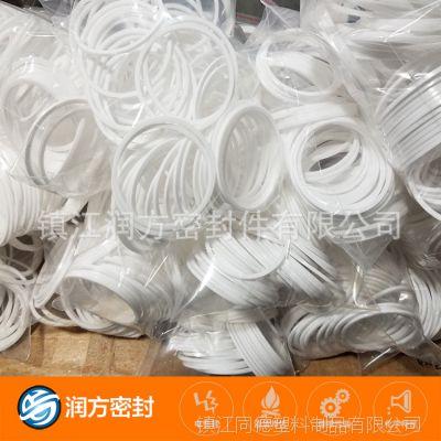 聚四氟乙烯PTFE垫圈 规格:φ110*φ100*4.0mm 确保是全新料生产