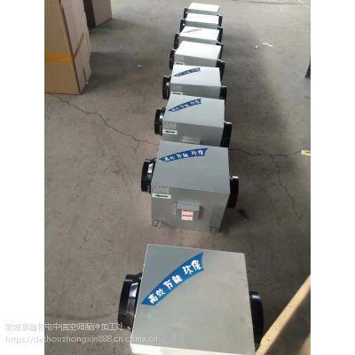 山东锦松中央空调新风系统家用商用单向送风排风新风机静音PM2.5
