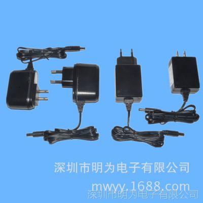 开关电源适适配器 12W适配器 认证电源 mingway