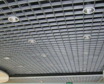 天门钢格板吊顶报价 新型建材  质优价廉