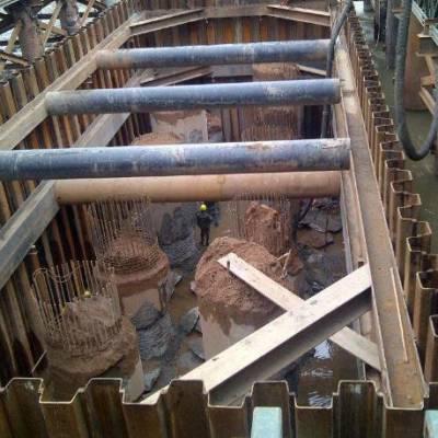 江岸拉森钢板桩-胡桥机械-拉森钢板桩租赁电话