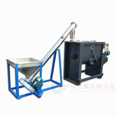 洮南市干粉搅拌机小型 华之翼机械高速干粉打粉机可调色可打散