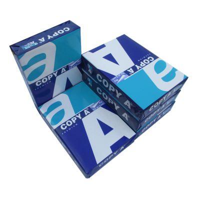 供应纳米比亚全木浆静电A4打印纸80g双面打印不卡纸单包500张