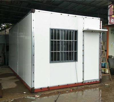 双层住人集装箱多少钱一天-集装箱认准欧风铁艺
