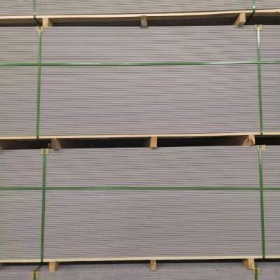 高强度24mm水泥压力板 A级防火装饰水泥压力板批发