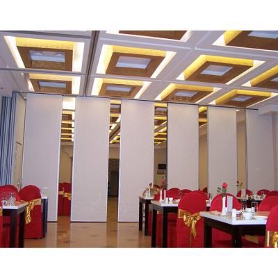 珠海包厢隔断移门赛勒尔超高型折叠式隔墙
