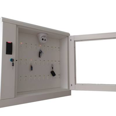 埃克萨斯智能钥匙柜e-key5单一钥匙智能授权指纹验证物业专用钥匙保险柜