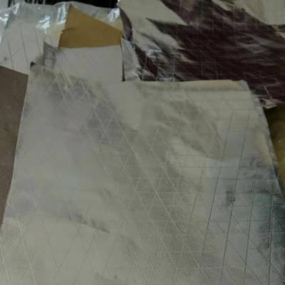 玻纤布箔 管道铝箔玻纤布 玻纤布铝箔生产厂家