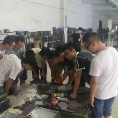 惠州CNC电脑锣编程快速提高
