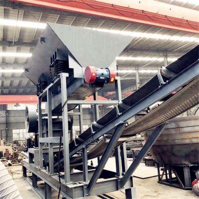 低价促销时产100吨移动破碎站 定做制沙生产线 郑州移动式破碎机