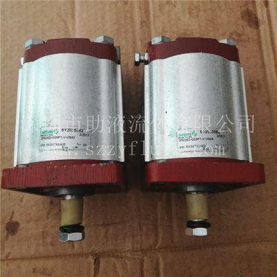 意大利salami油泵萨拉米行走齿轮泵2.5PB44D-R55S2-1
