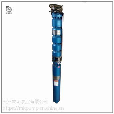 125QJ铸铁井用潜水泵,深井泵,井泵,高原取水泵,125QJ10-64/4KW等型号