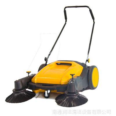 手推式无动力扫地机扫地车车间厂房地面清扫车灰尘颗粒木屑扫地车
